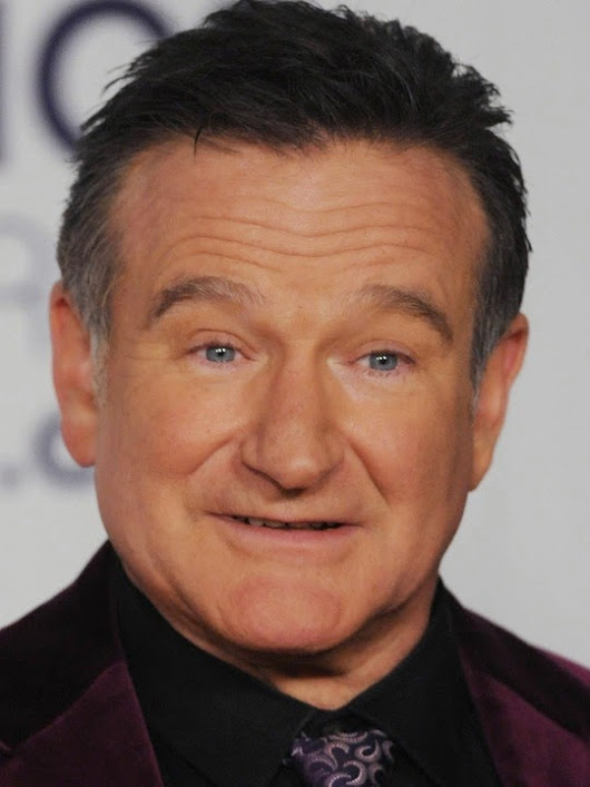 Rest in Peace, Robin Williams