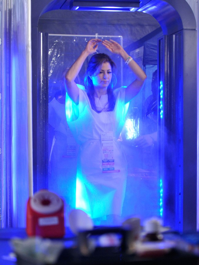 Body of Proof - Season 2 Episode 18: Going Viral, Pt. 1