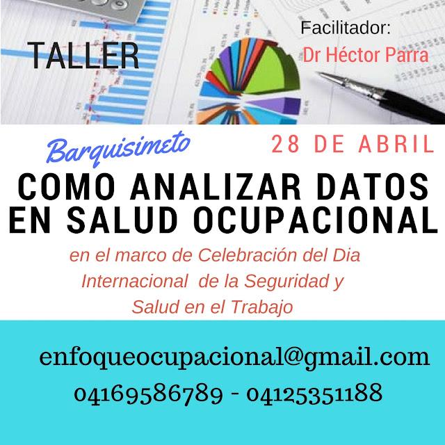 analizar datos, salud ocupacional, dr hector parrea