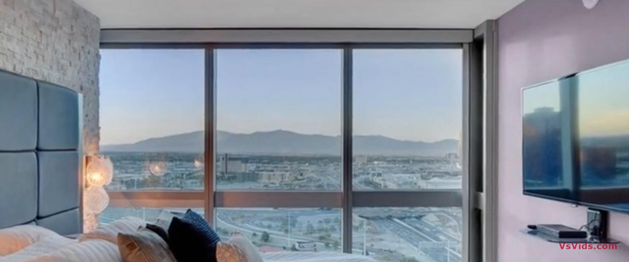 26 Photos vs. 4471 Dean Martin Drive, Las Vegas, NV, 89103 - Luxury Condo & Interior Design Tour