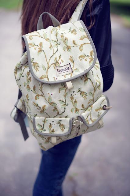 кежуал рюкзак