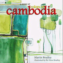 A Story of Colors of Cambodia
