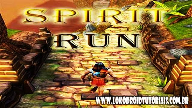 Spirit Run APK MOD Dinheiro ilimitado (Money reverso) quantos mais perde mais tem