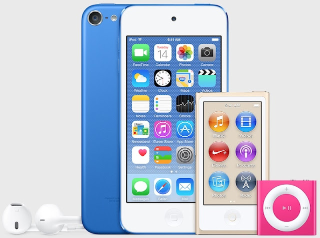 Following rumor, Apple should update iPods next week
