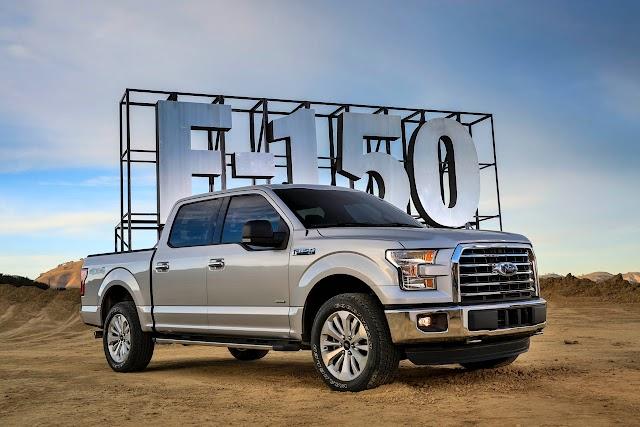 Ford atinge venda de 1 milhão de picapes F-150 com tecnologia avançada