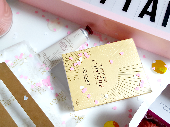 Giveaway: 5 Jahre Madame Keke - L´Occitane Terre de Lumière Set - Madame Keke The Luxury Beauty and Lifestyle Blog
