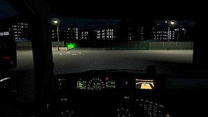 Volvo 2012 Dashboard Lighting 1.1