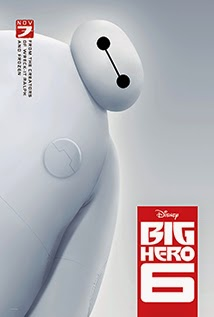 bighero6 movie poster