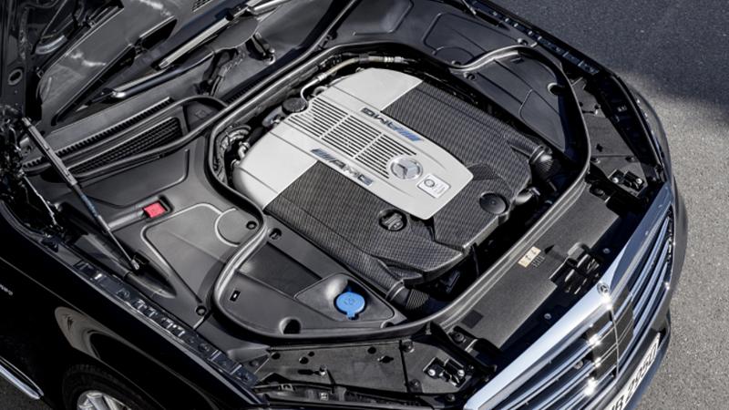 2018 Mercedes‑AMG S65 V12 Biturbo