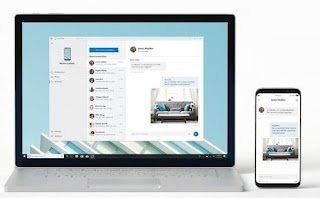 Telefono su Windows 10