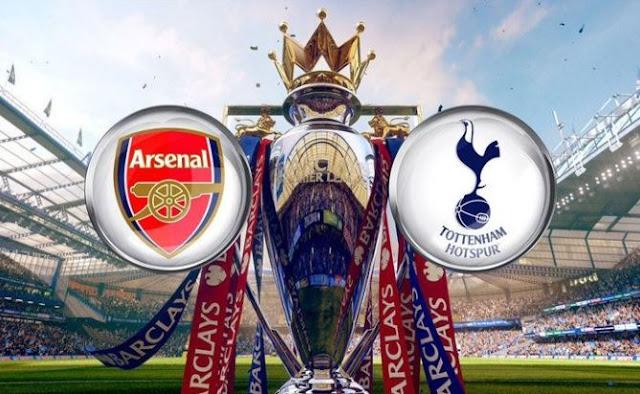 Arsenal vs Tottenham Prediksi bola English Premier League