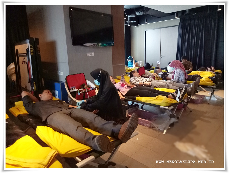 Manfaat donor darah