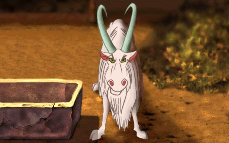 Broken Sword Captura de pantalla 10