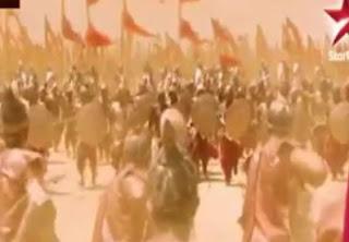 Sinopsis Mahabharata Episode 167 - Perang Mahabharata Dimulai