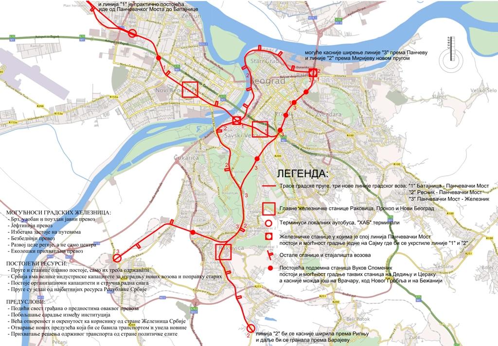 bg voz mapa BELGRADE | Public Transport   Page 27   SkyscraperCity bg voz mapa