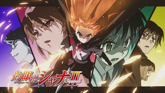 Shakugan no Shana Second ~ STK-Anime!