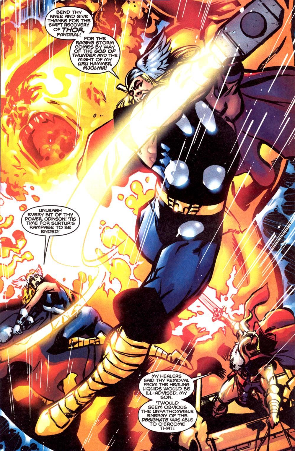 Thor (1998) Issue #40 #41 - English 21
