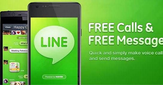Line Artinya : Trik cara download video di aplikasi line android