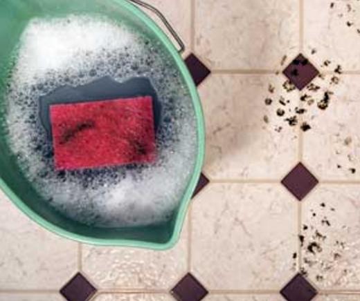 Remove Paint From Linoleum Floor