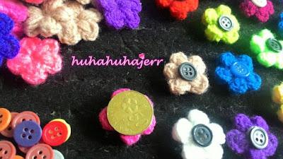 Mengait @ Crochet Suka-suka Cari Pendapatan
