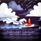 The Lost Cavalry: Waves Freeze to Rolling Hills