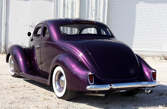 "247 AUTOHOLIC: 1938 Ford Custom ""Barris"" Coupe"