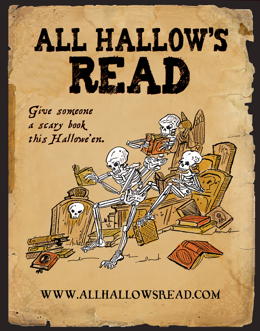 All Hallows Staining: The Toymaker's Journal: All Hallow's Read