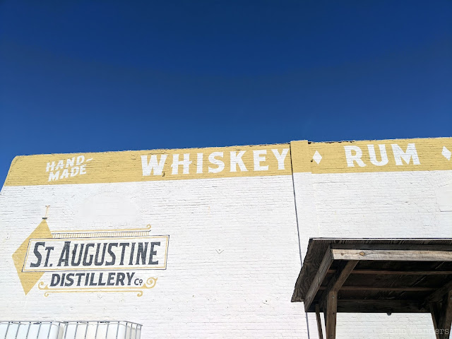 St Augustine Distillery In A Historic Renovated Ice Plant