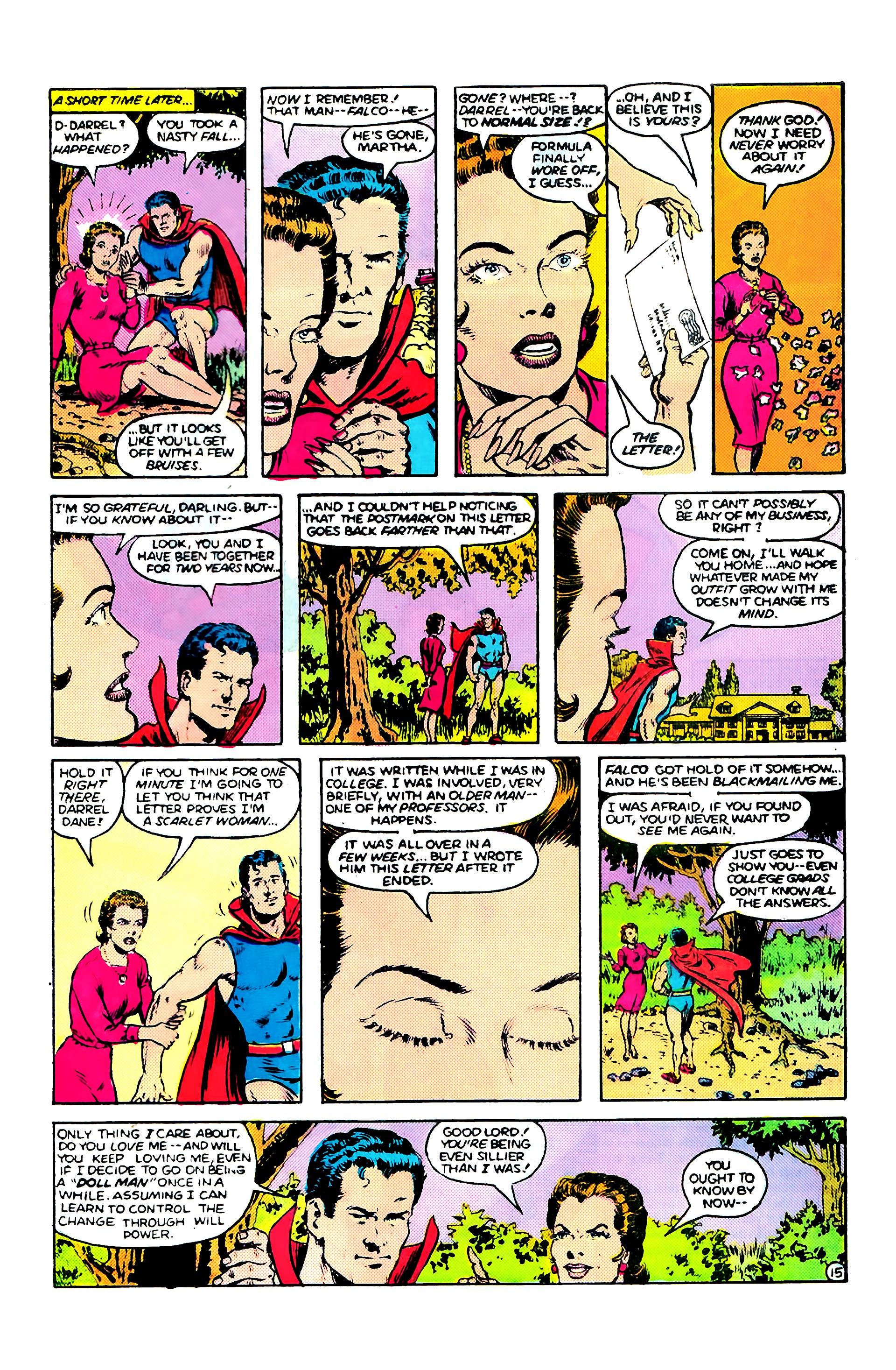 Read online Secret Origins (1986) comic -  Issue #8 - 49