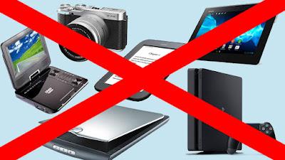 قرار ترامب حظر هذه الأجهزة الإلكترنية على المسلمين على مثن الطائرات