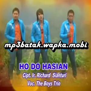 The Boys Trio - Ho Do Hasian (Full Album)