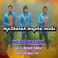 The Boys Trio - Ho Do Hasian (Full Album)