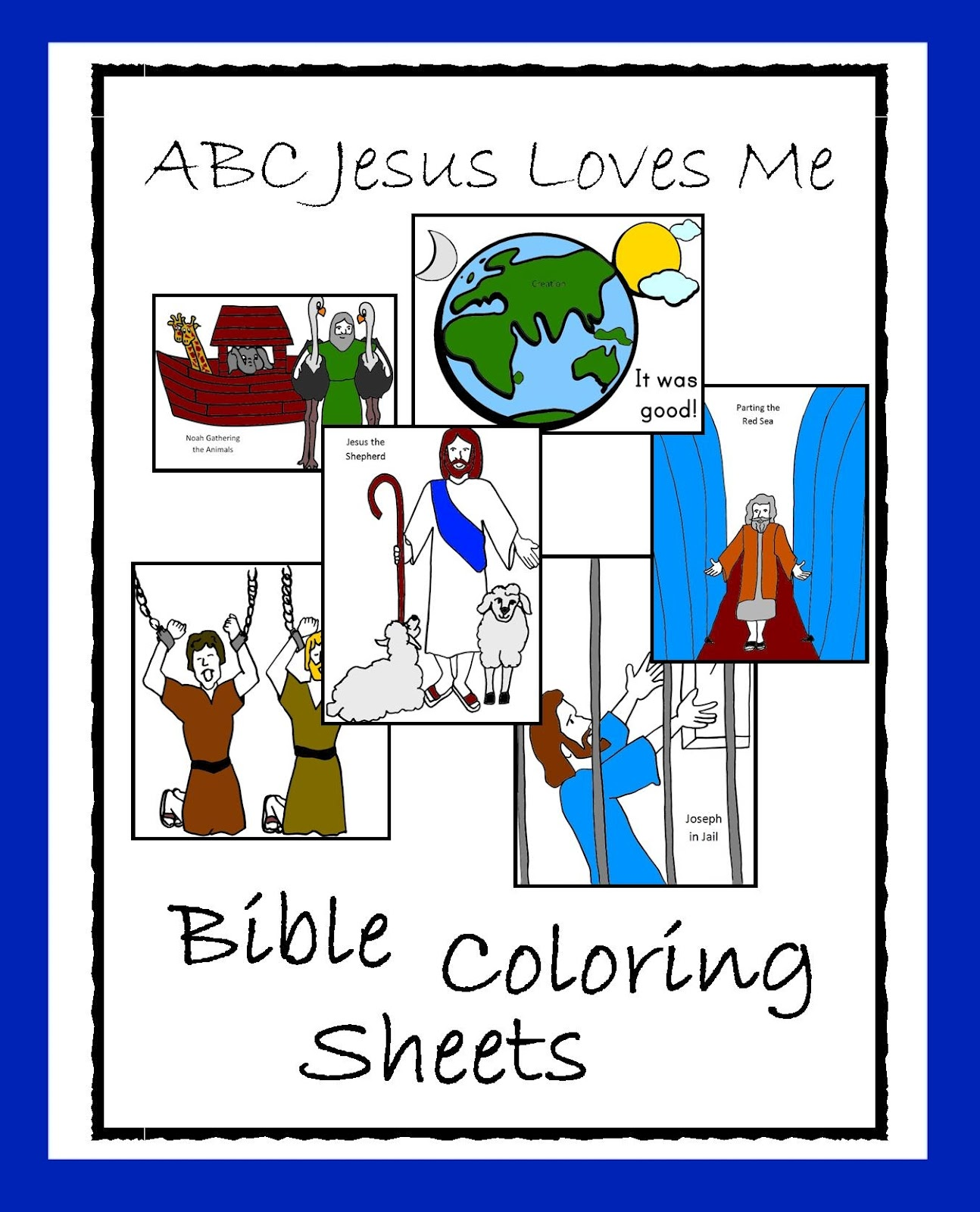 Our Out Of Sync Life Bible Coloring Sheets Workbook Now Available