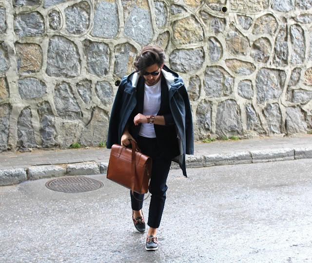 Zapatos Sebago Chico