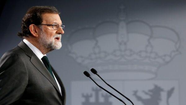 Rajoy mantiene silencio sobre Cataluña en cumbre de Bruselas