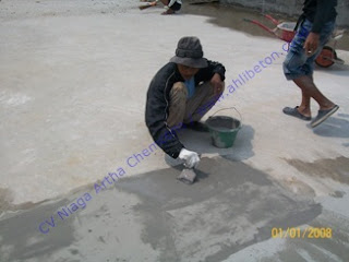 waterproofing coating fosroc pada atap agar tidak bocor