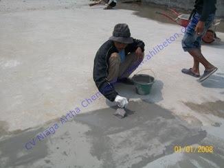 Kontraktor Waterproofing Coating