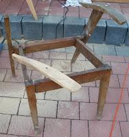 krok po kroku renowacja fotela prl