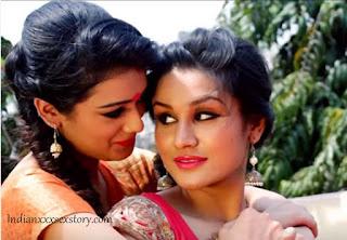 hindi lesbian sex stories