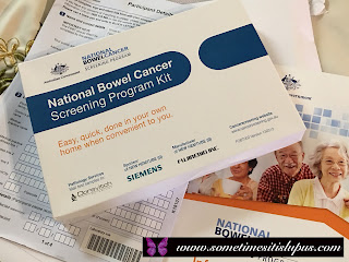 Image National Bowel Cancer Screening Program Kit