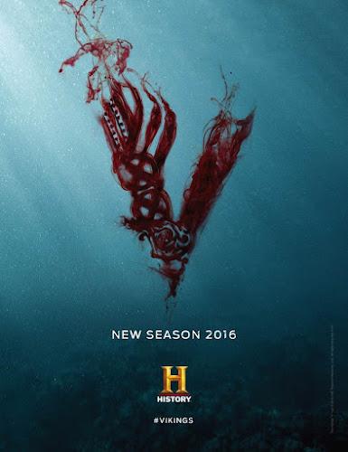 Vikings Temporada 4 (HDTV 720p Ingles Subtitulada) (2016)