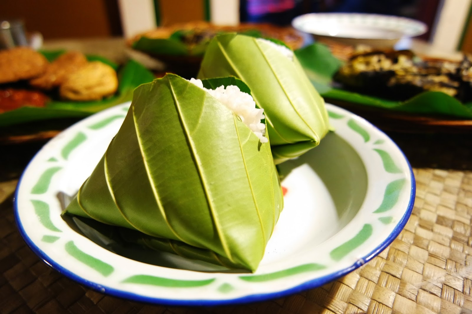 Nasi Bungkus Simpor, Timpo Duluk, Belitung
