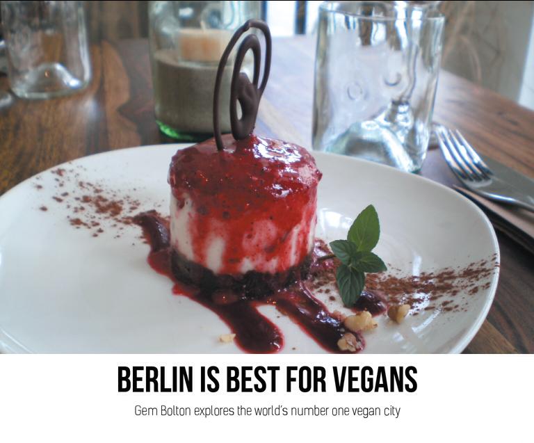 Vegan Life magazine Berlin