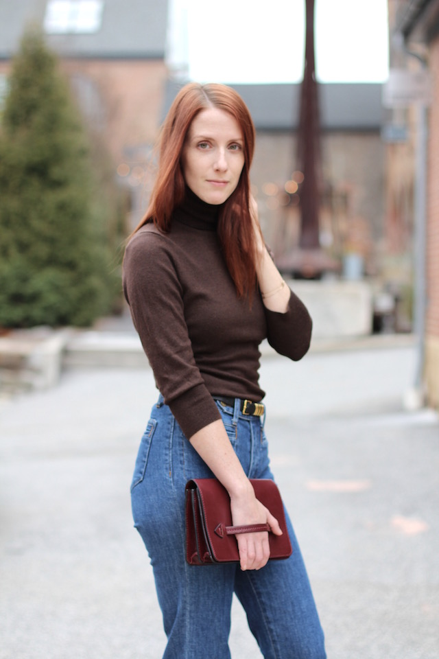 And Your Bird Can Sing Style Madewell X Daryl K Flare Jeans