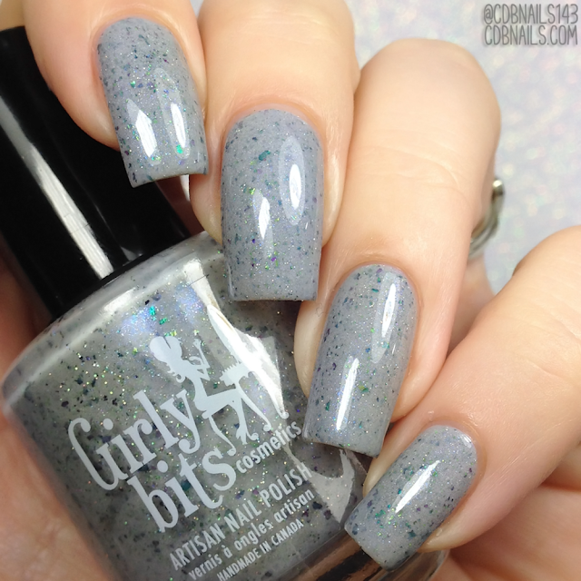 Girly Bits Cosmetics-Dying to Get Here