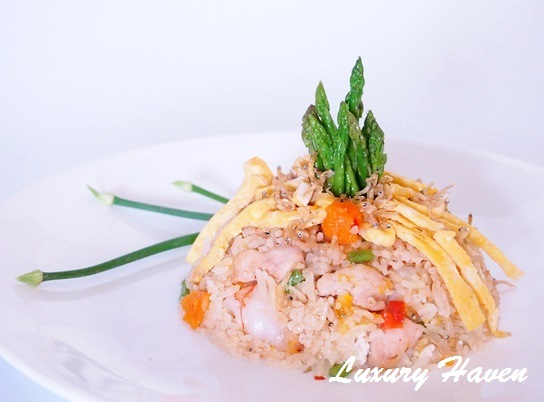 cook for family hainanese chicken fried rice recipe