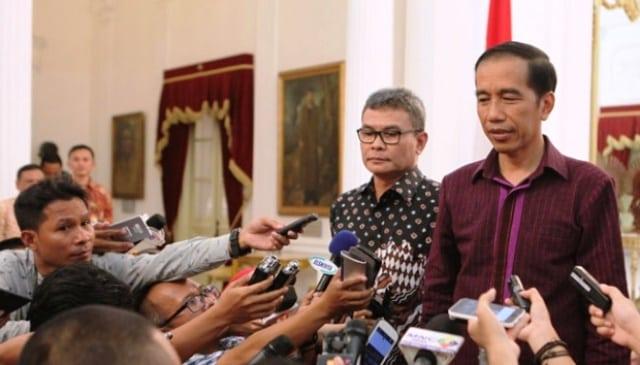 Presiden Jokowi Mengimbau Alat Pendeteksi Tsunami Dijaga