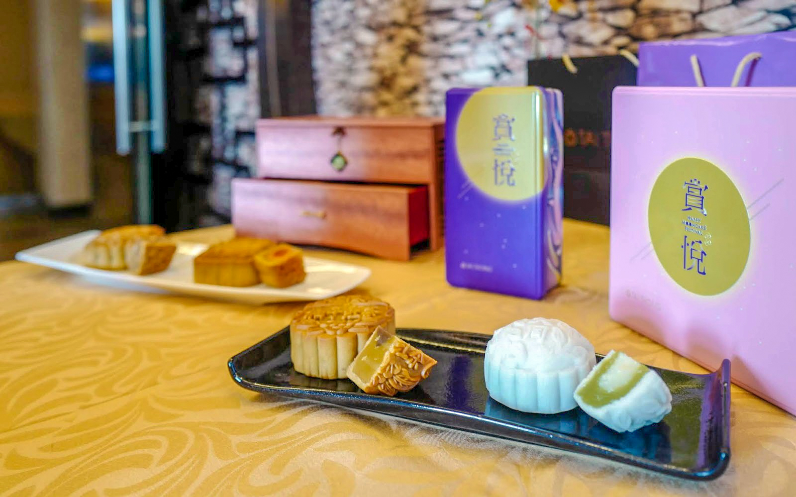 Tai Thong Malaysia: Mid-Autumn Mooncakes and Set Menu Promotions 2018