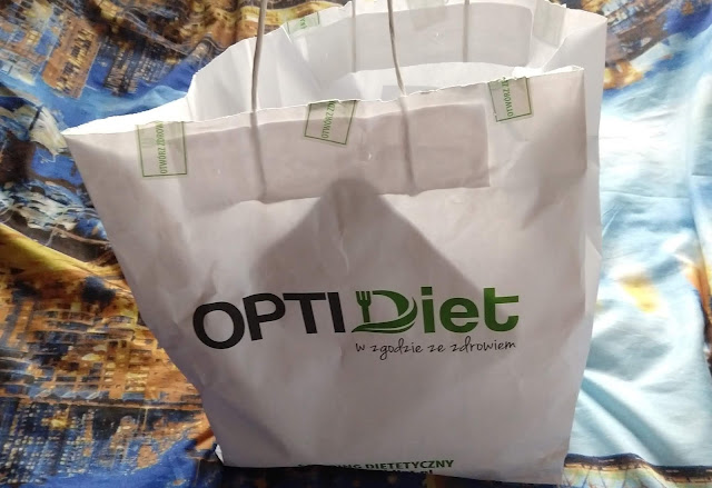 Dieta Optymalna 1200kcal by OPTIDIET