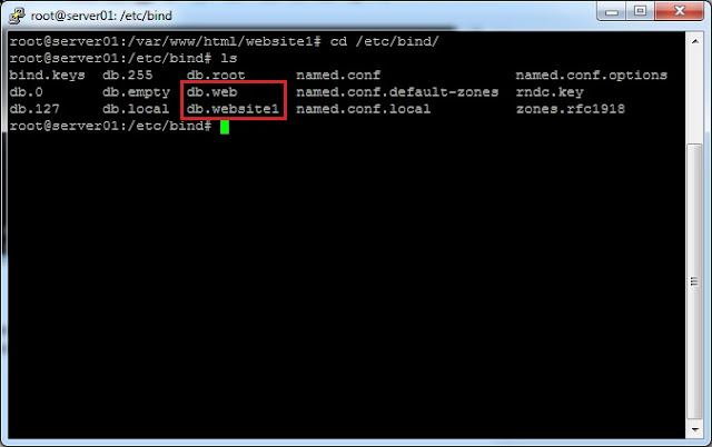 bind1 - Tutorial Cara Membuat DNS Server pada Ubuntu Server 18.04